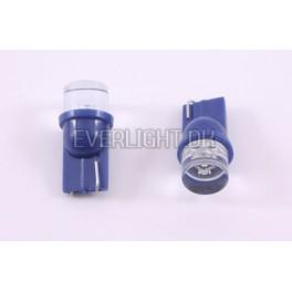 W5W Blå 10mm LED positionssæt 12V