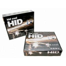 H4 bi-xenon kit 6000K