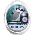 H7 Philips X-treme Vision +100% – Twin Pack