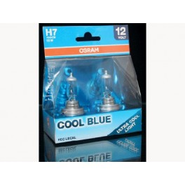 H7 Osram Cool Blue – Twin Pack