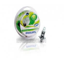 H1 Philips Eco Vision – Twin Pack