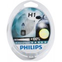 H1 Philips X-treme Vision +100% – Twin Pack