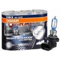 HB3 9005 Osram Night Breaker Unlimited +110% – Twin Pack